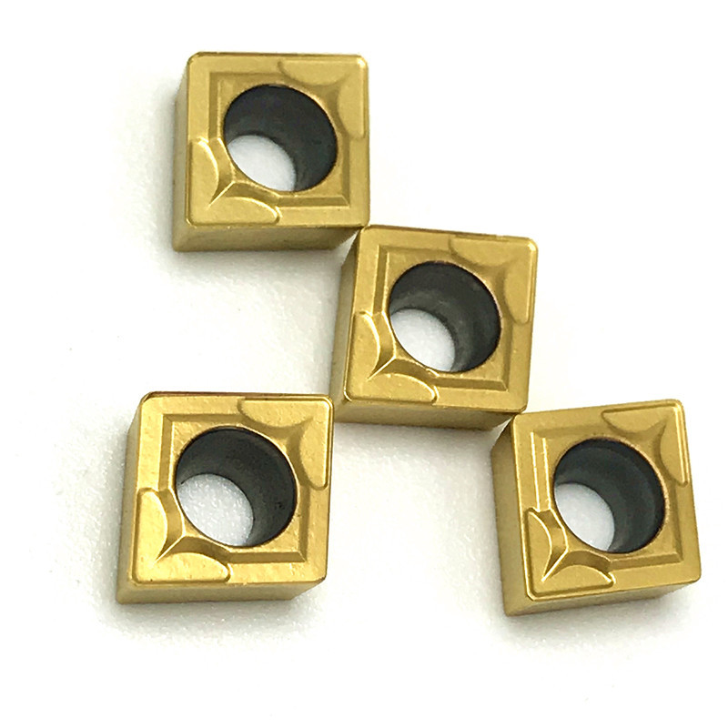 Carbide Inserts CCMT060204 UE6020 VP15TF US735 Internal Turning Tool CCMT 060204 Turning Insert Ccmt0602 Lathe Tool Carbide