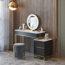 Chairs Dressing-Table Bedroom Home-Dressers And Multifunctional Girls Solid-Wood Creative