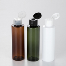 150ml x 50pc Empty Plastic Lotion Bottles With Flip Caps Refillable Shampoo Bottle 5 oz Liquid Washing Container