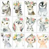 New Arrivals Diy Diamond Painting Animals Decor for Home Handicraft Mosaic Full Display Owl Diamond Art