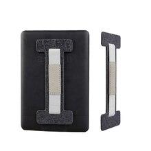 Universal Hand-Held Strap Holder Sliding Finger Strap-Style Strap Stand Sticker Suitable For 6-10.5 Inch Tablet Holder Sticker