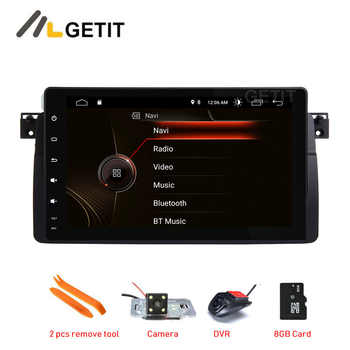 Auto Radio Android 10 Car Stereo for BMW E46 M3 318/320/325/330/335 Car GPS Navigation Radio Multimedia - DISCOUNT ITEM  30 OFF Automobiles & Motorcycles