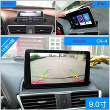 Android автомобильный радиоприемник с навигацией gps плеер для
