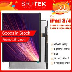 "SRJTEK 9.7 ""wyświetlacz LCD dla iPad 3 4 iPad3 iPad4 A1416 A1430 A1403 A1458 A1459 A1460 matryca ekran LCD Tablet Panel monitora w Ekrany LCD i panele do tabletów od Komputer i biuro na"