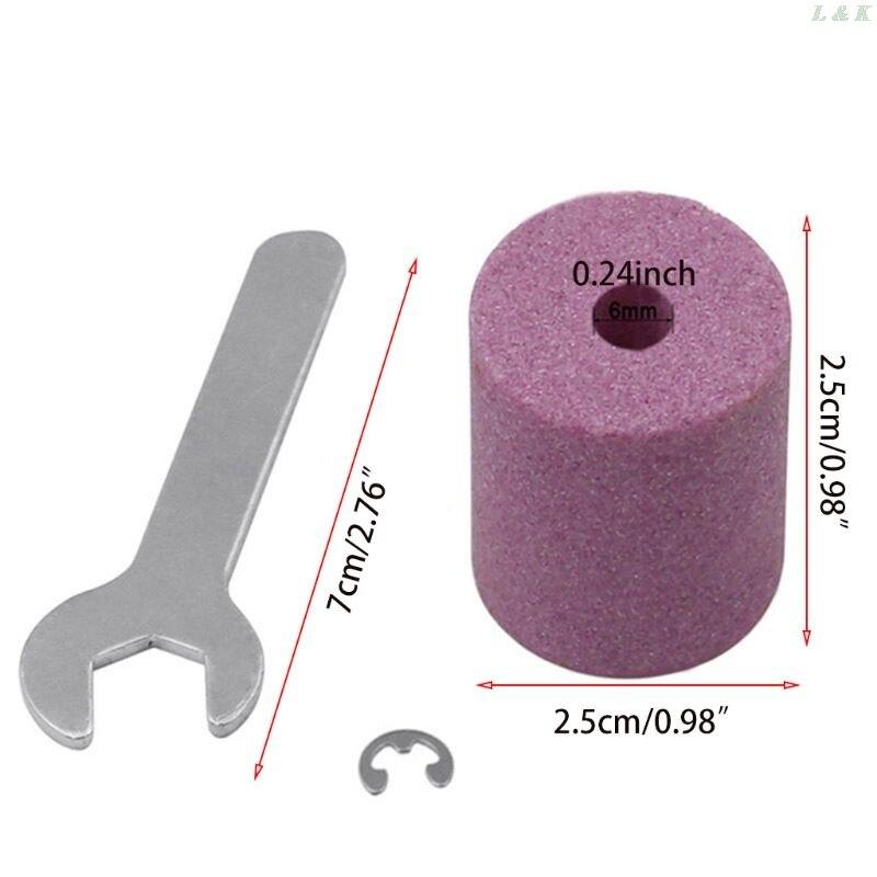 Details about  /Portable Corundum Grinding Wheel Drill Bit sharpener 2-12.5mm Best Powered Tool