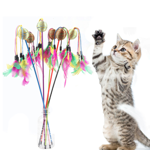 Pet Cat Toy Interactive Colorf