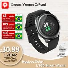 Sleep-Monitor Smart-Watch Ios Ip68 Waterproof Haylou Solar Global-Version Sport Android