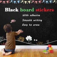 Size 500*1200mm Self-adhesive Blackboard…