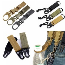 Outdoor Tactical Keychain Tool Camping Equipment Backpack Hook Buckle Survival Safe Tool Hunting Travel Gear Hiking Accessories()