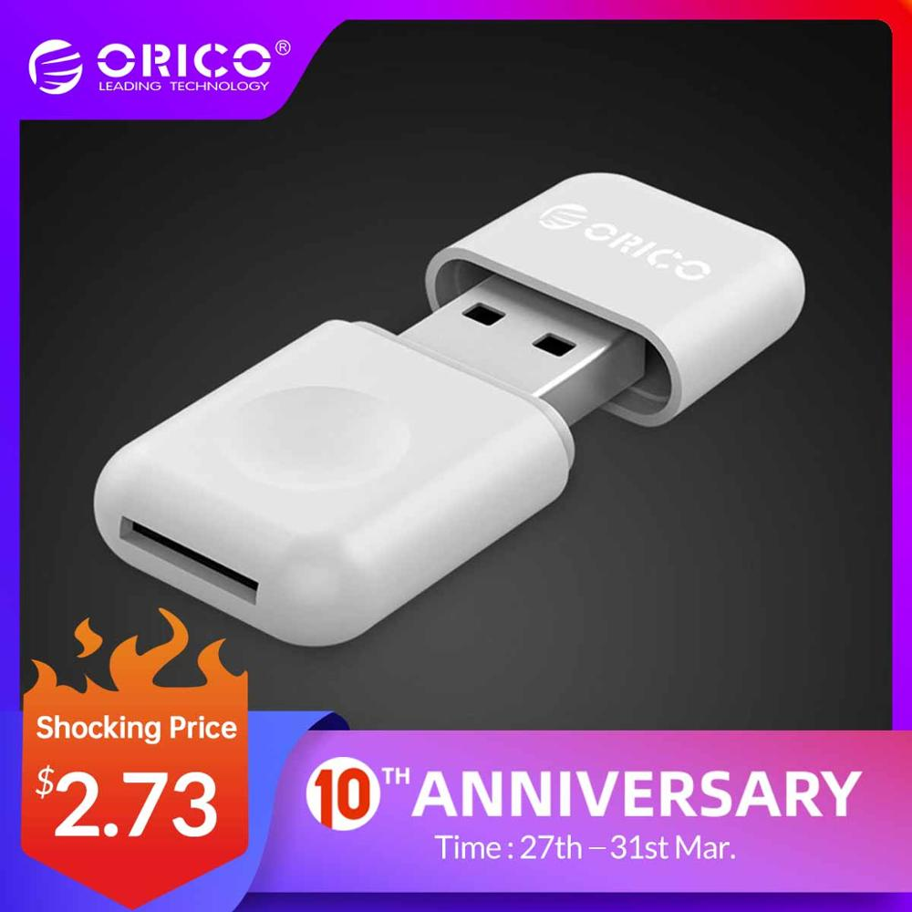 ORICO Card Reader USB 3.0 5Gbps OTG For Micro TF Flash Smart Memory Card Adapter Laptop Accessories For Macbook Pro
