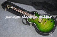Glossy Finish Suneye Electric Guitar Left Handed Guitar Kit Custom Available With Black Guitar Case цены онлайн