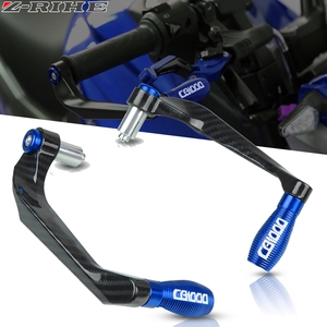 "Universal 7/8""22mm Motorcycle Handlebar Brake Clutch Levers Protector Guard For HONDA CB1000 CB1000R CB 1000R CB1000 R 2008-2016(China)"