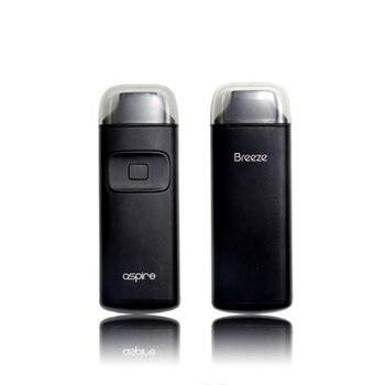 Aspire breeze – Cigarette électronique avec réservoir de 650 ML, Kit Pod, batterie 2.0 mAh, bobine remplaçable, 0,6 ohm ou ohm, en Stock
