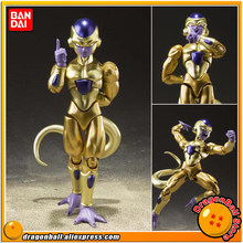 Dragon Ball SUPER Original BANDAI Tamashii Nations S. h. figuarts SHF Freeza Figura de Ação-Golden Evento Exclusivo Cor Edição(China)