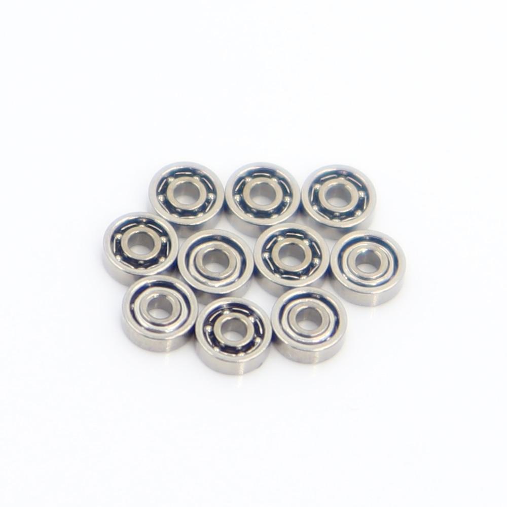 681XZZ Deep Groove Ball Bearing standard 1.5 X 4 x 2 mm 681X Z 1.5*4*2 ABEC1