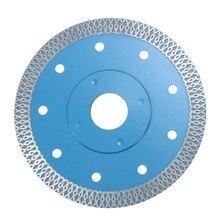 115/125mm diamant coupe meuleuse mince humide sec roue meuleuse disque pour meuleuses porcelaine carrelage marbre pierre LB88