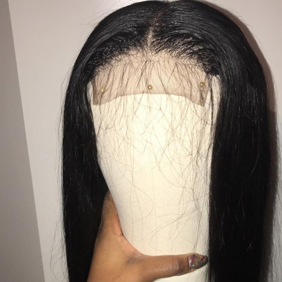 laço perruque cheveux humain remy