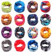 Волшебный шарф осень-зима детский хлопковый шарф для малышей и детей постарше шарф для девочек, для мальчиков шарф-хомут с круглым воротником для мальчиков и девочек с воротником Детский волшебный шейный платок