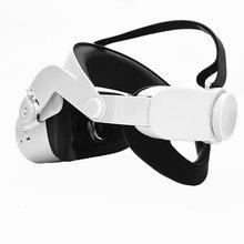 Elevação ajustável para oculus quest 2 vr auréola cinta aumento apoio forcesupport cabeça cinta para oculus quest2 acessórios
