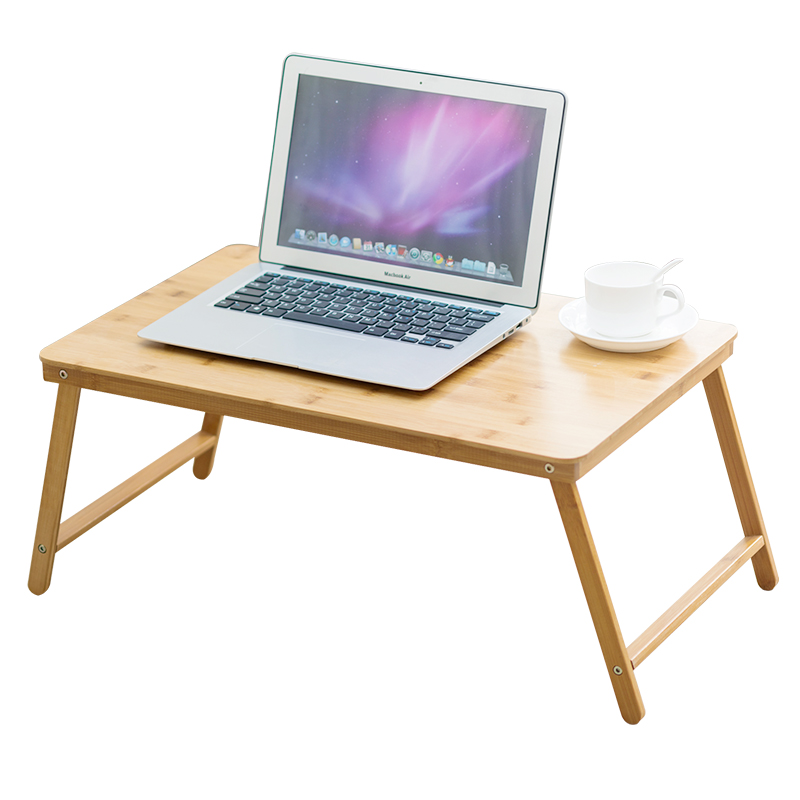Folding Laptop Home Dormitory Lazy Little Book Table Bed Write Contracted And Contemporary Bedroom