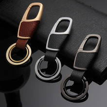 Car Keychains Pendant Business Key Rings Zinc Alloy Holder for Opel Astra h g Mokka Land Rover Discovery sport Mazda Keyring
