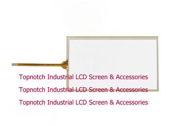 Marka nowy ekran dotykowy Digitizer dla MT4434T panel dotykowy szkło tanie i dobre opinie nihaonamaste Zdjęcie Rezystancyjny
