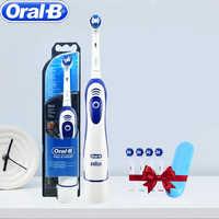 Oral B DB4010 2D brosse à dents blanchiment des dents brosse à dents Rechargeable technologie allemande brosse à dents électrique