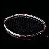 Ultralight 7U 67g Professional Full Carbon Badminton Racket N90III Strung Badminton Racquet 30 LBS with Grips and Bag|Badminton Rackets| |  -