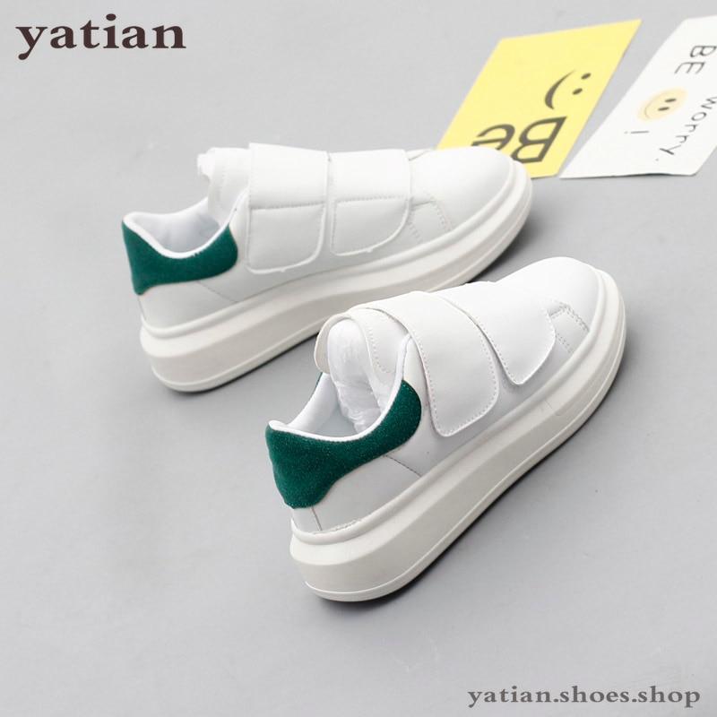 Image 3 - new korean shoes women platform flat shoes students breathable white shoes zapatos de mujer espadrilles ladies shoe N 141Womens Flats   -