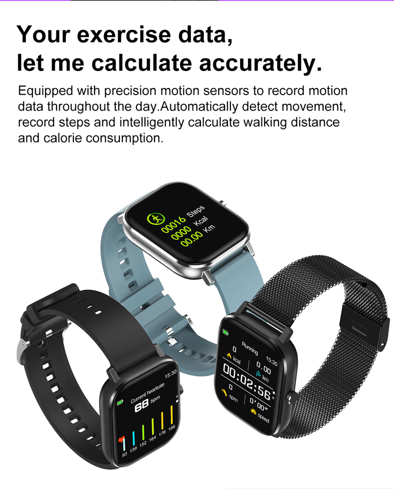 COLMI P8 Pro Smartwatch 4