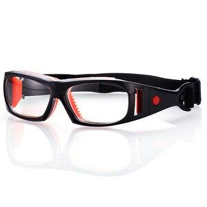 Image 4 - Stgrtバスケットボールメガネ処方レンズサッカーゴーグル価格で近視レンズアンチフォグ男性スポーツメガネ