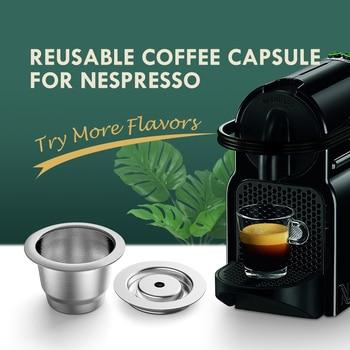 Capsules à café pour Nespresso réutilisable 1