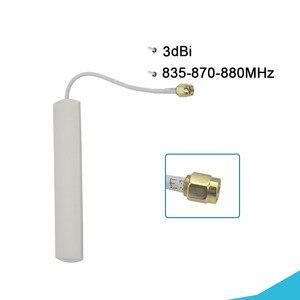 Image 4 - ATNJ LCDจอแสดงผล 4G LTEโทรศัพท์มือถือสัญญาณRepeater GSM 70dB GAIN DCS 1800MHz 2G 4G cellularสัญญาณแอมพลิฟายเออร์ 3 เสาอากาศ
