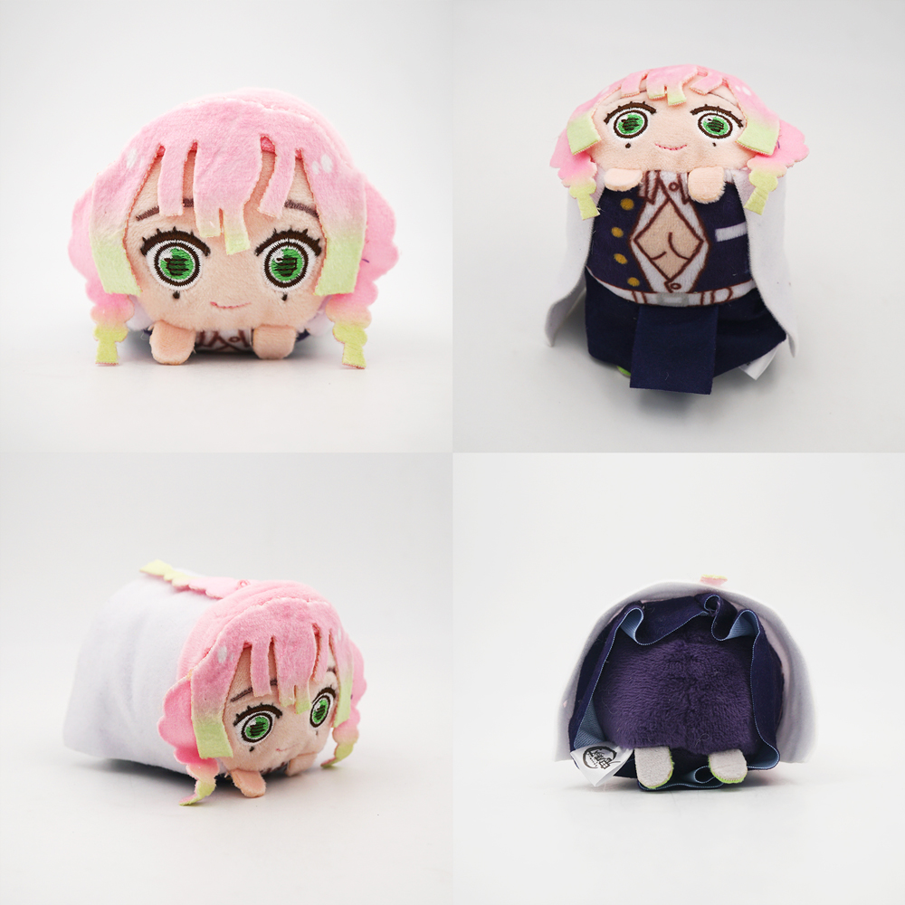 9cm Demon Slayer Kimetsu No Yaiba Anime Plush Toy Kanroji Mitsuri Plush
