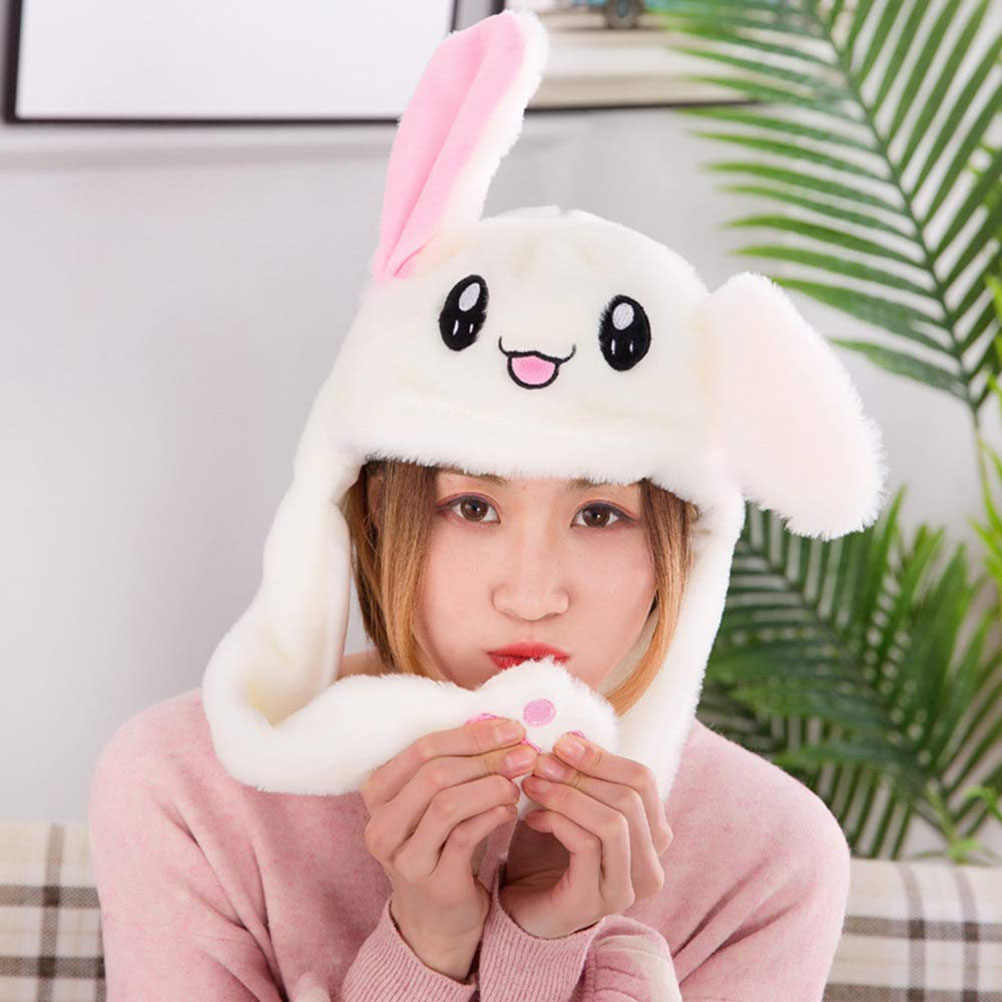 New Children Easter Bunny Ears Hat Bunny Hat