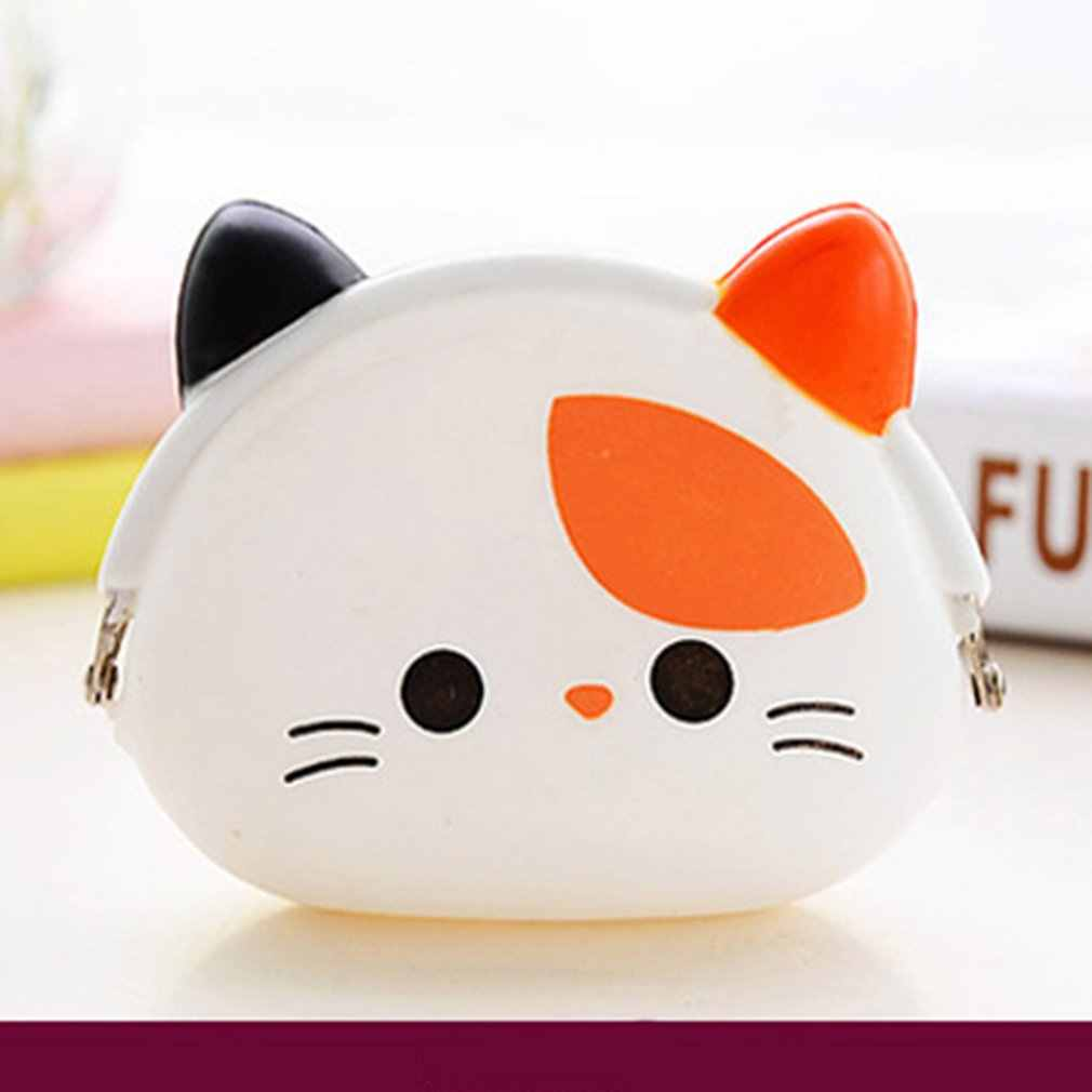 Party Favors Cute Silicone Coin Purse