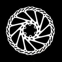 G3/HS1 Disc Brake Piece Rotor 180mm Mountain Bike Disc Bicycle Six Nails bb5 bb7 Disc Brakes with Screws