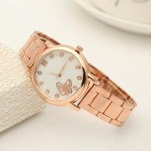 2020 изысканная роскошь свободного покроя наручные часы для женщины стильный золото серебро из нержавеющей стали женские часы Кварцевые Relojes Мухер