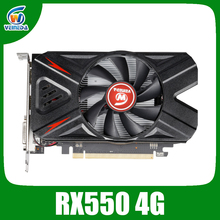 Graphics-Cards Image-Card-Game Rx550-Chip 4gb Gddr5 VEINIDA Amd Express-3.0 PCI 128bit