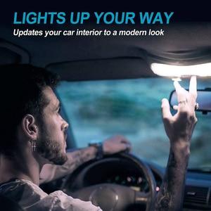 Супер яркая светодиодсветодиодный лампа 2/10 шт W5W 194 T10 со стеклянным корпусом Cob Автомобильная Лампа 6000K белый зеленый синий красный Клин купольсветильник лампа для номерного знака