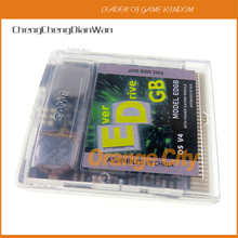 1Set Edgb Remix Game Card Voor Gb Gbc Gbp Game Controller Game Cartridge Case Installeren 2700 Games Met 4G Geheugenkaart