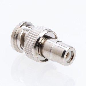 Image 2 - Conector BNC pequeño y corto para sistema AHD CCTV, 10 Uds., 2 uds., JR B9, BNC a RCA