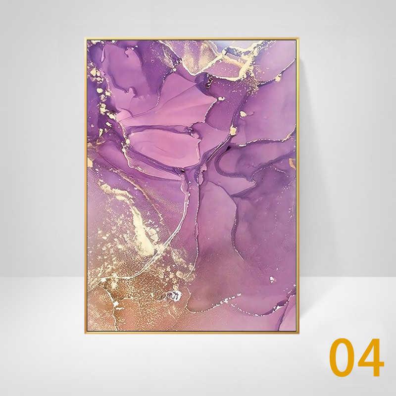 Moderne Einfachheit von Abstrakte Leinwand Gemälde Modulare Bilder Wand Kunst Leinwand für Wohnzimmer Dekoration Kein Rahmen Neue