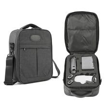 Bolsa de ombro para drone dji mavic mini, bolsa protetora de viagem para acessórios