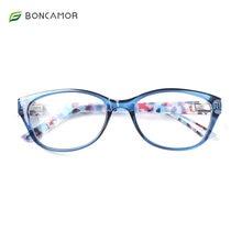 Женские очки для чтения boncamor модные дизайнерские считыватели