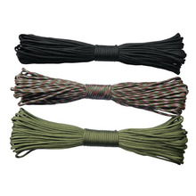 31M Recovery Nylon Magnet Rope 4mm For Fishing Treasure Hunting Paracord Rope Neodymium Recovery Magnet Salvage 1pc 300kg vertical pull force strong neodymium fishing magnet with rope super powerful salvage recovery metal treasure hunting