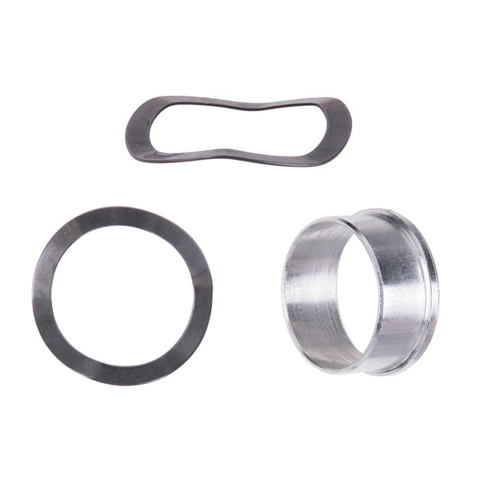 GXP Adapter Wave Washer MTB Mountain Bicycle Bottom Brackets On For To Sram Bike Bottom Brackets 22 24mm Chainset Axis Reduction