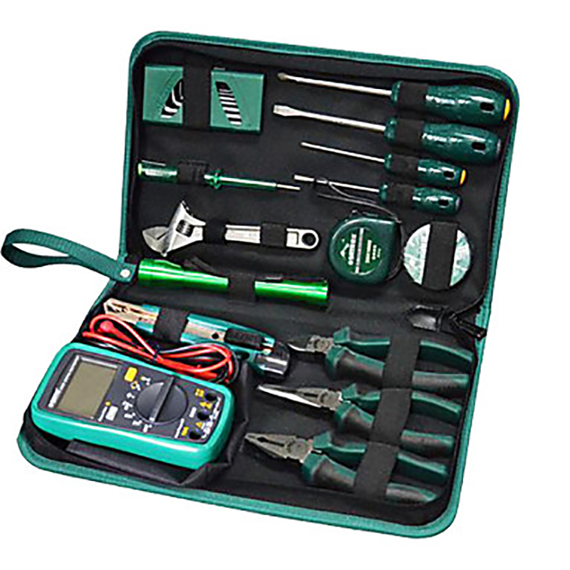SATA 03790 For Tool (set) 21пр. For Electrical work, case. sata 04110 for tool set 19пр combo vehicle gen case