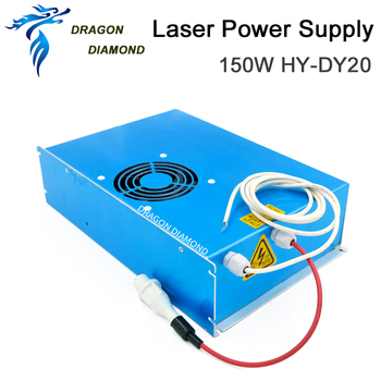 DY-20 CO2 Laser Power Supply 150W Suitable For RECI Z6/Z8 W6/W8 S6/S8 CO2 Laser Tube Used For Laser Engraving Cutting Machine