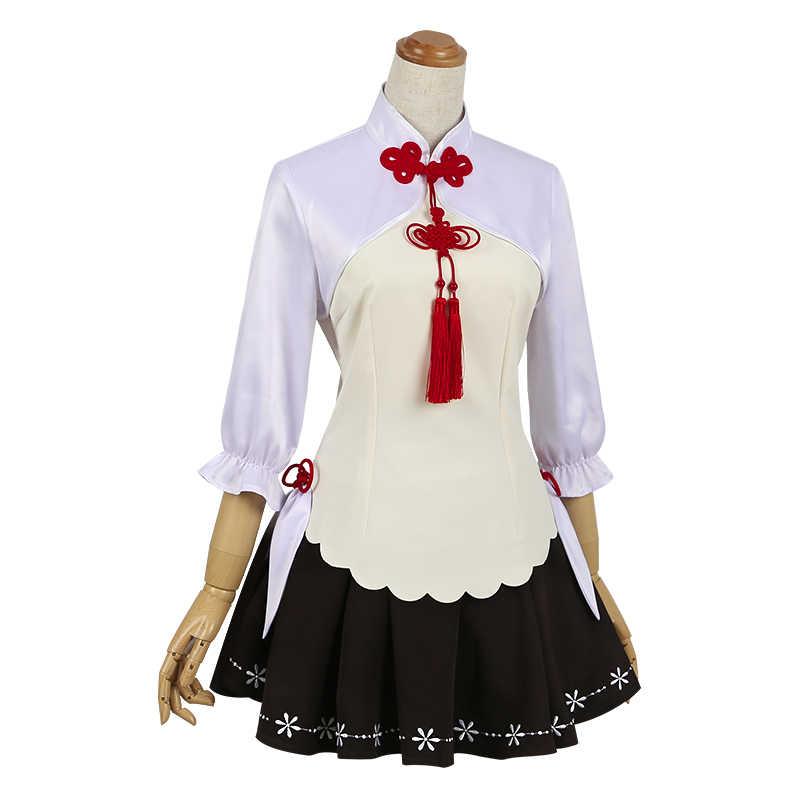 Аниме под одним лицом Фэн баобао Косплей Карнавальный костюм костюмы на Хэллоуин Китайская одежда костюм для вечеринки